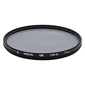 Kính Lọc Filter Hoya UX CPL 77mm - Hàng Chính Hãng