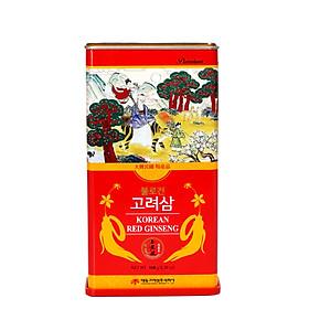 Hồng sâm củ khô Hàn Quốc Daedong Korea Ginseng 150g dòng Premium củ nhỏ (16 -25 củ) - Tăng cường trí nhớ, hỗ trợ giảm mỡ máu, phòng ngừa tiểu đường, huyết áp