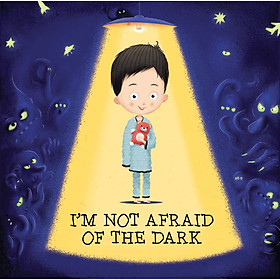 Sách : IM NOT AFRAID OF THE DARK - Tôi không sợ bóng tối ( Sách Nhập Khẩu )