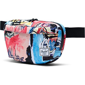 Túi đeo chéo Herschel Nineteen Basquiat Skull 8x25.4x15cm