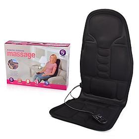 Đệm Massage Toàn Thân Hồng Ngoại 5 Bi mẫu mới 2020