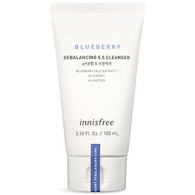 Sữa Rửa Mặt Từ Blueberry Innisfree Blueberry Rebalancing 5.5 Cleanser 100ml - 131171581