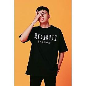 Áo Thun Nam Phản Quang In Tee BOBUI Sài Gòn Phản Quang - Áo thun BOBUI SaiGon Reflective Phản quang