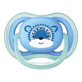 Núm Ty Ngậm Thông Khí - Hình Gấu Cho Bé Từ 6-18 Tháng Philips Avent SCF542/12