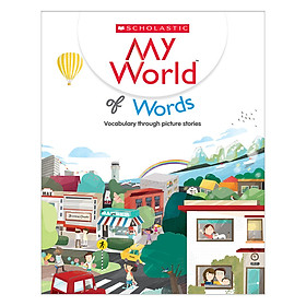 My World Of More Words (With Cd)