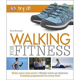DK Try it! Walking For Fitness