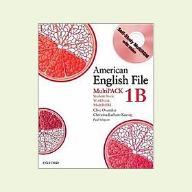 American English File 1 Student Book/Workbook Multipack B