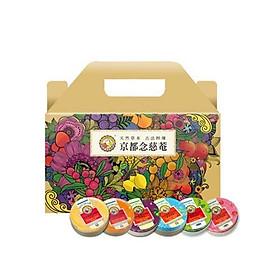 Kẹo sơn trà làm dịu họng Kyoto Ninji Temple (gồm 6 vị)