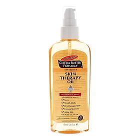 Dầu Hỗ Trợ Trị Liệu Dưỡng Da Toàn Thân Palmer'S Cocoa Butter Formula Skin Therapy Oil Rosehip Fragrance With Pure Argan Oil (150ml)