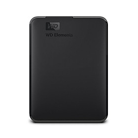 WD Elements 2.5 inch Mobile HDD 500G USB 3.0 High Speed Mobile Hard Disk Portable Shockproof External Hard Drive