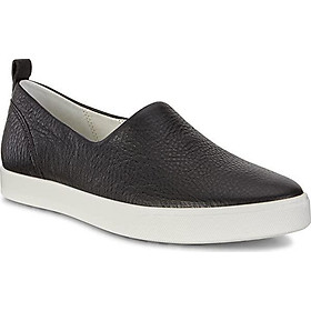ECCO Women's Gillian Slip on Fashion Sneaker, Black, 35 EU/4-4.5 M US