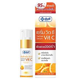 Serum giúp dưỡng ẩm, hạn chế lão hóa, dưỡng da săn chắc, trắng mịn Yanhee Serum Vit C 20g
