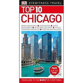 DK Eyewitness Top 10 Chicago