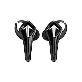 Tai nghe Gaming True Wireless Saramonic SR-BH60 - Đàm thoại cực tốt, Độ trễ thấp 60ms, Bluetooth 5.0 độc lập 2 tai, chống nước IPX5, Pin 24 giờ - Hàng Chính Hãng
