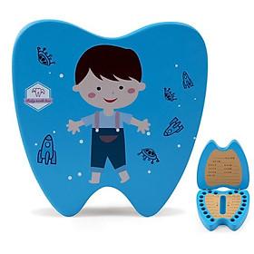 Hộp lưu giữ những chiếc Răng Sữa cho bé