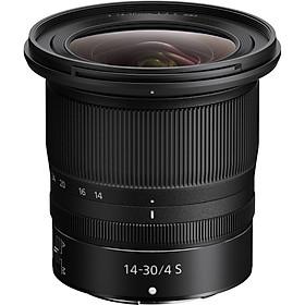 Ống kính Nikon NIKKOR Z 14-30mm f/4 S - Hàng chính hãng