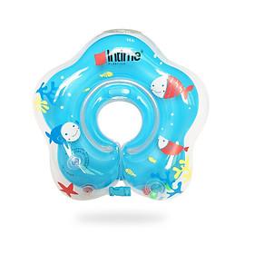 Phao Bơi Đỡ Cổ Chống Lật Intime Cho Bé Tập Bơi (Xanh)