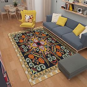 Classical Printing Living Room Bedroom Door Mat Carpet