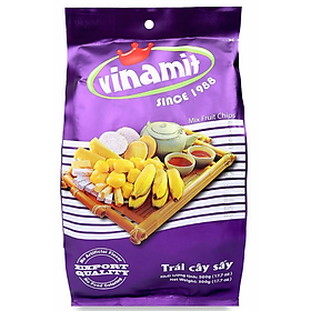 Trái Cây Sấy Vinamit (500g)