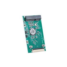 mSATA to CE/ZIF Adapter Converter Card Adapter Plate