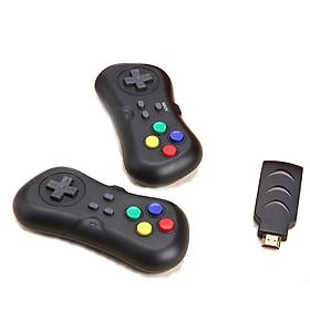 Máy chơi game điện tử 4 nút 638 tay cầm không dây  (cổng kết nối HDMI)