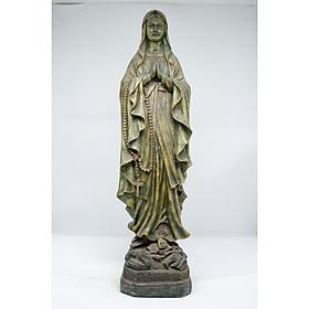Tượng Đức mẹ Maria bằng đá