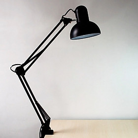 Đèn đọc sách kẹp bàn kiểu dáng pixar đa năng xoay 360 độ kèm bóng LED