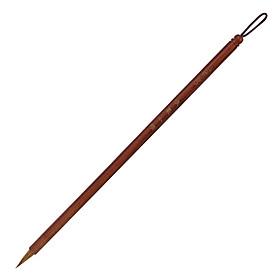 Deli (deli) soft pen calligraphy brush small pen pen wolf soft head brush pen copying soft brush pen writing soft pen 74298