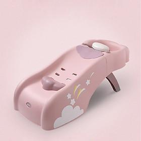 Ghế tắm gội đầu  có nấc điều chỉnh theo đội tuổi cho bé 2 đến 15 tuổi thương hiệu Babyhop