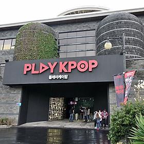 Vé Bảo Tàng Jeju Play K-Pop Museum, Hàn Quốc