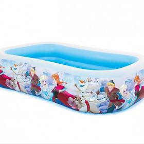 Bể bơi bơm hơi nữ hoàng băng giá frozen INTEX 58469