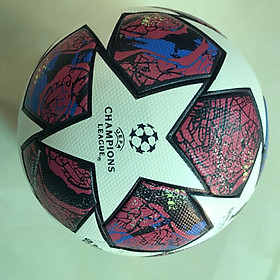 Quả bóng đá đúc chuyên nghiệp Cup C1 mùa 2020  size 5