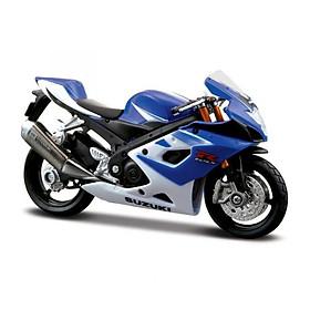Mô tô mô hình MAISTO 1:18 Suzuki GSX-R1000 05232/MT39300