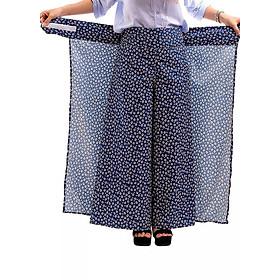 váy chống nắng dạng quần 2 lớp chống tia uv