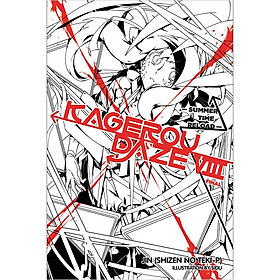 Kagerou Daze, Volume 08 Final: Summer Time Reload (Light Novel)