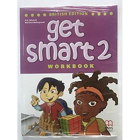 MM Publications: Sách học tiếng Anh - Get Smart 2 (Brit.) (Workbook) + CD
