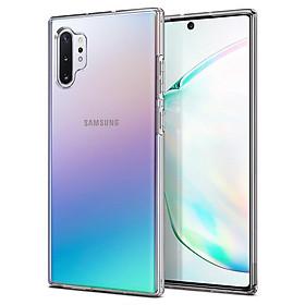 Ốp Lưng Silicon TPU trong suốt GOR cho Samsung Note 10/ Note 10 Plus_Hàng NHập Khẩu