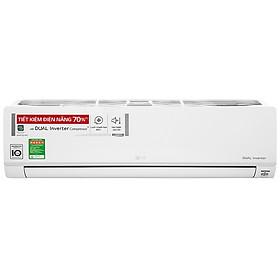Điều hòa LG 1 chiều Inverter 12000 BTU V13API1 - Hàng chính hãng - Giao tại HN và 1 số tỉnh toàn quốc