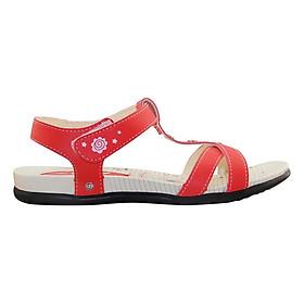 Sandal bé gái Bita's SOB.209 (Đỏ+Hồng Sen)