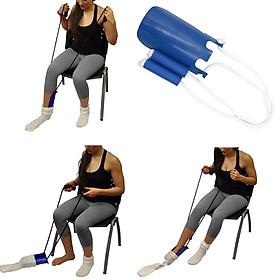 Sock Dressing Assist Aids Device Helper for Elderly Senior Pregnant Patients
