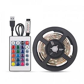 Dây Đèn LED Điều Khiển Từ Xa 16 Màu (5m) (5V) (15W)