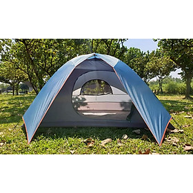 Lều cắm trại, lều du lịch 6 người 2 lớp Eureka Teragon 8 chống mưa tuyệt đối