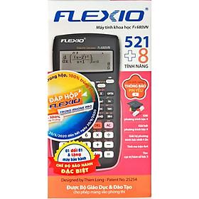 Máy tính khoa học Flexio FX 680VN (giao màu ngẫu nhiên)