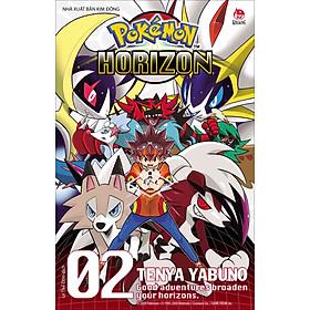 Pokémon Horizon - Good Adventures Broaden Your Horizons - Tập 2