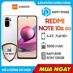 Điện thoại Xiaomi Redmi Note 10S (8GB/128GB) - Hàng chính hãng