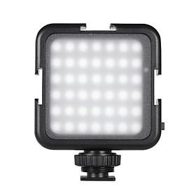 Đèn LED Siêu Sáng Andoer 42LED Kèm Chân Nối Ổn Định Cho Chụp Ảnh/Video Cầm Tay (6000K)