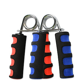 ENPEX home sports fitness Keep training set four-piece set 40KG arm force multi-function tension device 2 grips weight-bearing sponge bearing skipping rope random color-2
