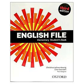 English File 3E: Elementary: Student's Book