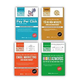 Combo KZ Ultimate Guide Series : Hướng dẫn bài bản cách làm Email Marketing cho doanh nghiệp + Hướng dẫn bài bải tối ưu hóa chỉ số Pay – per – Click cho doanh nghiệp +Hướng dẫn bài bản quảng cáo google adwords: Cách tiếp cận 100 triệu người trong 10 phút +Hướng Dẫn Bài Bản Tối Ưu Hóa Website Dành Cho Doanh Nghiệp