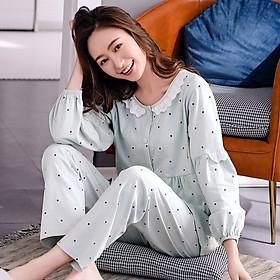 Quần áo cho mẹ bầu sau sinh, Bộ bầu mặc nhà cotton